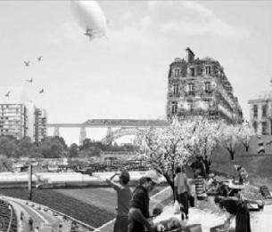 SORTIE DE LIVRE  Par Marin Baudin  L'association RITIMO édite un nouveau numéro de la collection Passerelle intitulé «Paysages de l'après-pétrole?». Ce recueil, construit autour d'une trentaine de témoignages d'ingénieurs, d'urbanistes, de paysagistes, d'architectes, d'écrivains et de philosophes, a pour ambition d'ouvrir une réflexion sur notre temps, notre société et son rapport à l'espace...