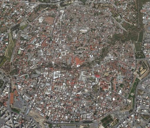 La zone tampon à Chypre