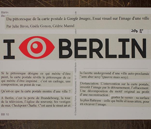 I <Θ> Berlin
