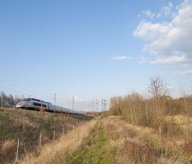 Territoires, ferroviaire et paysage