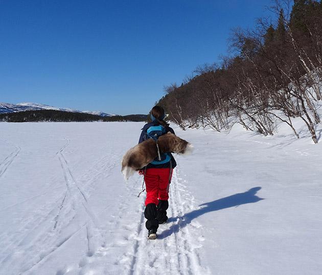 Une année dans le Finnmark, épisode 4