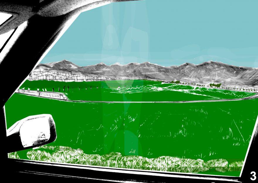 Image principale de Paysage et frontière. Entre Puigcerdà et Bourg-Madame