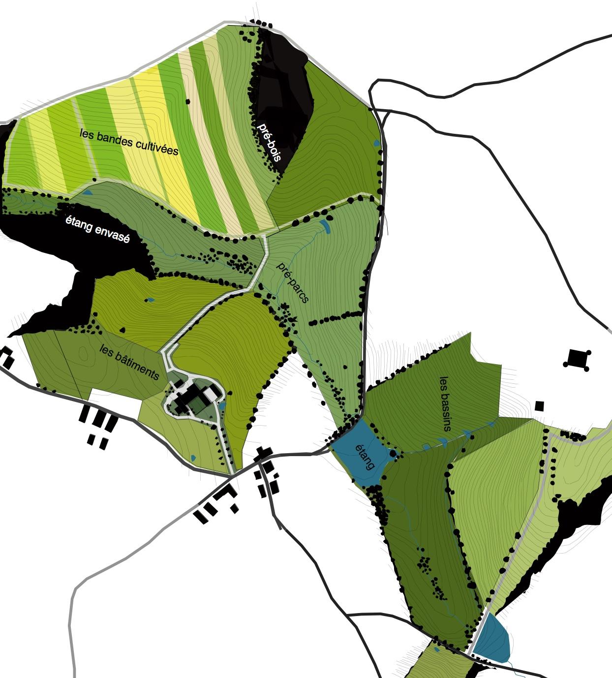 Agriculture, quels paysages pour quels projets ? Une ferme en question