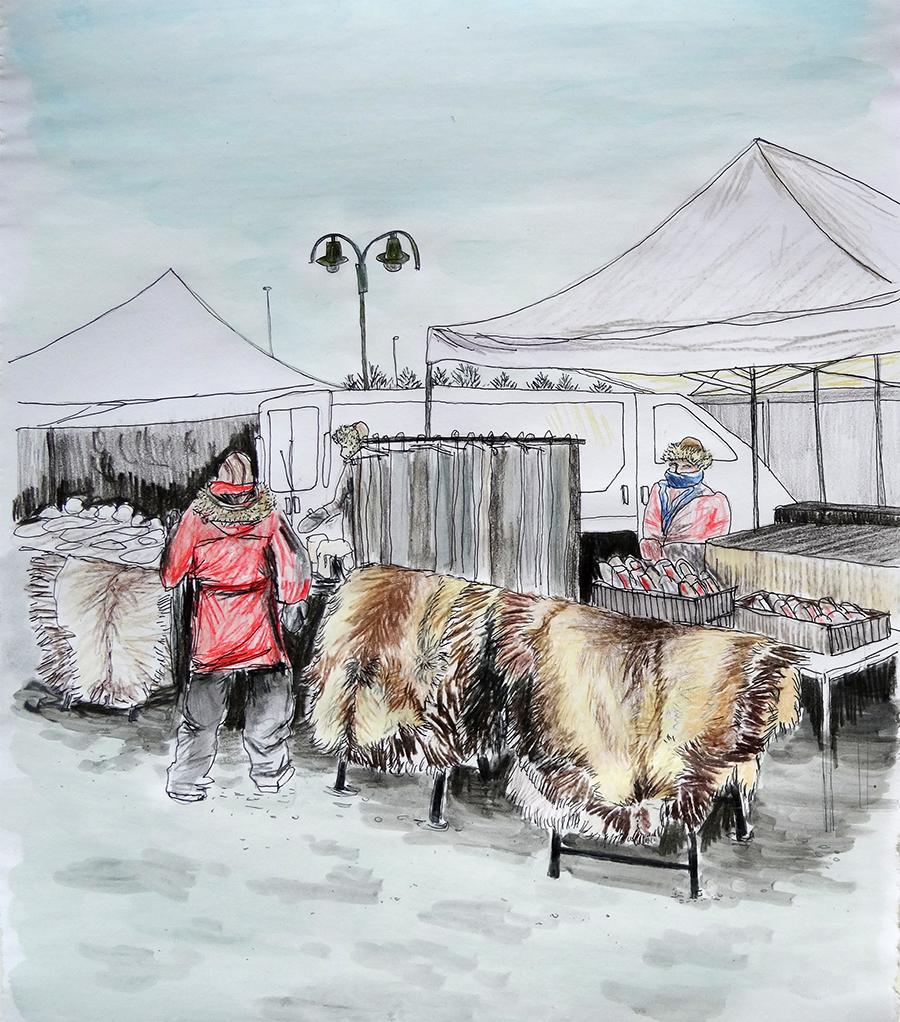 Une année dans le Finnmark, épisode 10