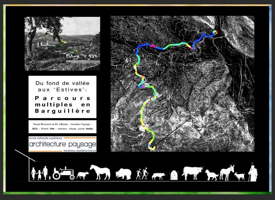 Image principale de Du fond de vallée aux 'estives': Parcours multiples en Barguillère