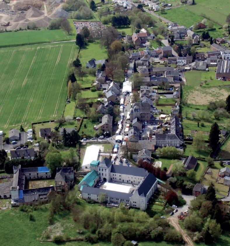 Image principale de Anthisnes, une commune rurale qui construit son développement dans la durée, en réseaux et en partant des besoins exprimés par les habitants